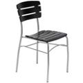 Slatted Wood Breakroom Chair, 44694