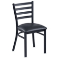Slat Back Cafe Chair, 44725