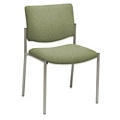 Armless Upholstered Back Guest Chair , 76277