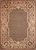 "kathy ireland by Nourison Ornate Border Area Rug 7'9""W x 10'10""D, 82227"