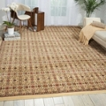 "kathy ireland by Nourison Medallion Area Rug 7'10""W x 10'10""D, 91535"