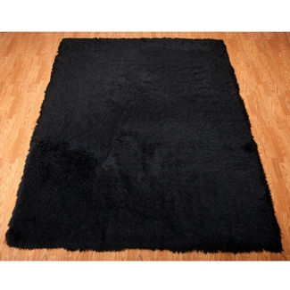 "kathy ireland by Nourison Plush Shag Area Rug 7'6"" x 9'6"", 82233"