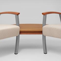 "Corner Ganging Table - 45""W, 26227"