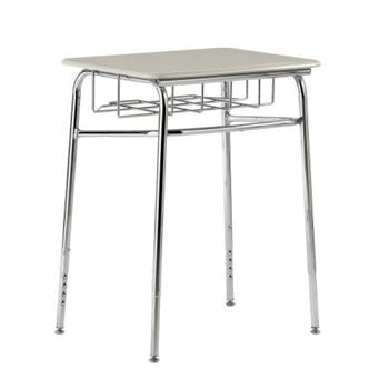 KI Furniture Adjustable Height office desks Lifetime Guarantee