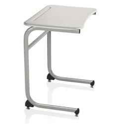 """Cantilever Hard Top Desk - 25""""H, 14033"""