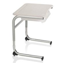 Adjustable Height Cantilever Hard Top Desk , 14039