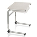 Adjustable Height Cantilever Hard Top Desk , 14039