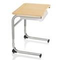Adjustable Height Cantilever Laminate Top Desk , 14040