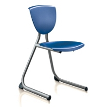 """Heavy Duty Student Stack Chair - 12""""H Seat, 57061"""