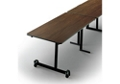 Mobile Folding Table - 11.6' x 2.5', 46714