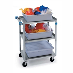 "Lakeside 24""x16"" Utility Cart Supports 500 lbs, 31796"