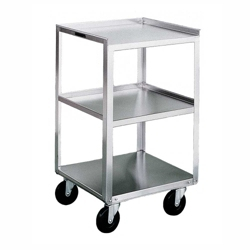 "Lakeside 19""x17"" Mobile Three Shelf Equipment Stand, 31803"