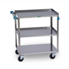 "Lakeside 27""x18"" Utility Cart Supports 500 lbs, 31797"