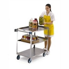 "Lakeside 35""x21"" Utility Cart Supports 500 lbs, 31798"
