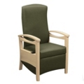Patient Recliner in Vinyl, 25841