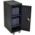 "Locking 12 Tablet Mobile Charging Cart - 39.625""H, 60028"