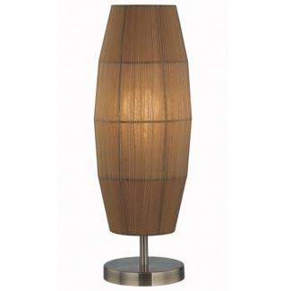 Table Lamp with Organza Shade, 82671