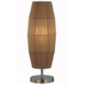 Table Lamp with Organza Shade, 82671