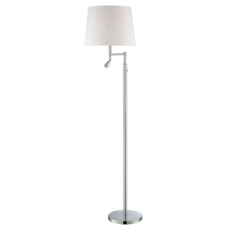 Floor Lamp with LED Reading Light, 87273