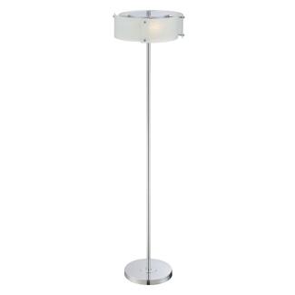 Glass Shade LED Floor Lamp , 87295