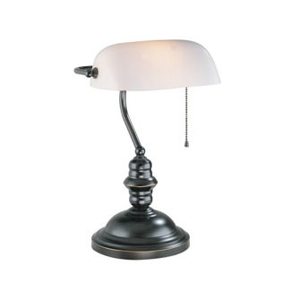 Banker Style Desk Lamp, 91166
