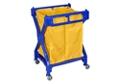 Folding Laundry Cart with Nylon Bag, 87088