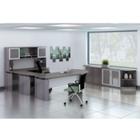 "Complete Contemporary U-Desk Office Set - 116""W x 63""D, 13792"