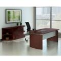 Contemporary Executive Desk Suite, 13793