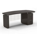 """Right File Pedestal Desk with Modesty Panel - 66""""W, 14101"""