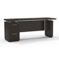 """Reversible File Pedestal Credenza with Modesty Panel - 72""""W, 14106"""