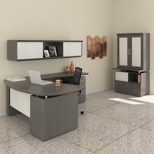 gray wood furniture