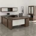 Executive U-Desk with Storage Set, 14131