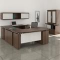 Executive U-Desk with Storage Set, 14131