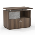Lateral File w/Acrylic Door, 30902