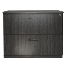 """36""""W 2 Drawer Contemporary Lateral File , 34003"""