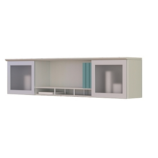 "Medina 72"" Contemporary Hutch , 36552"