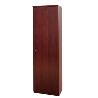 Storage Cabinet with Clothing Rod, 36747