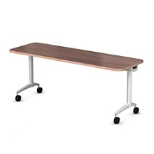 "Mobile Flip Top Nesting Table - 72""W x 24""D, 41709"
