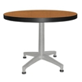 "Round End Table - 24"" DIA, 53107"