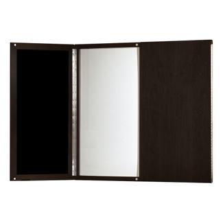 "48""W x 48""H Presentation Whiteboard Cabinet, 80546"