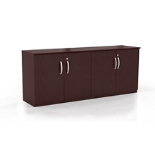 Credenza with all Wood Doors, 31674