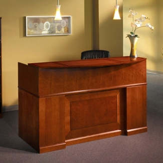 "Sorrento Reception Desk - 72""W, 75782"