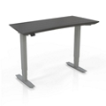 "Height Adjustable Compact Tall Table Desk - 24.5"" to 50""H, 14447"
