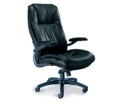 Leather High Back Executive Chair, 50485