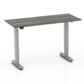 "Height Adjustable Compact Table Desk - 28"" to 47.6""H, 14448"