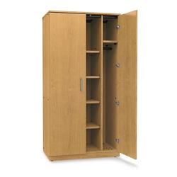 "Combo Wardrobe Storage Cabinet - 36""W x 24""D, 36282"