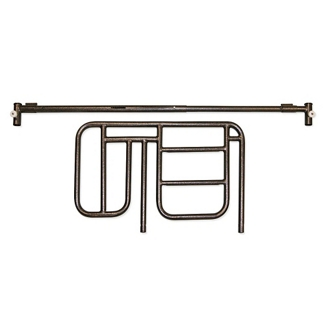 Pair of Half Rails for Bed, 26357