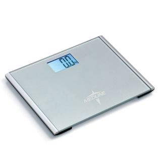 Digital Step-On Scale - 400 lb Capacity, 25851