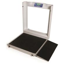 Bariatric Wheelchair Scale - 1000 lb Capacity, 25854