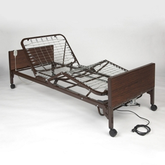 Adjustable Height Semi-Electric Bed Frame, 25865